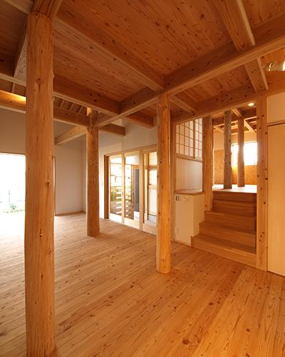 高性能な木の家を求めて